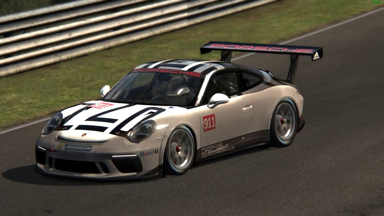 assetto corsa porsche 911 gt3 cup nordschleife youtube. Black Bedroom Furniture Sets. Home Design Ideas