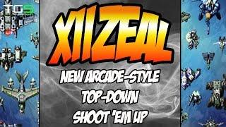 XIIZEAL - New PC SHMUP!