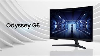 Odyssey G5: The Winning Setup | Samsung