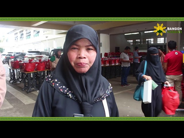 DTI provides livelihood support for Marawi IDPs