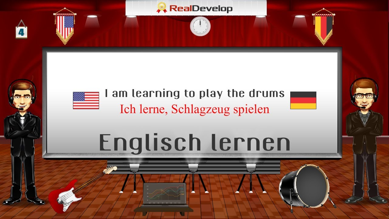Englisch lernen für anfänger kostenlos
