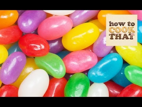 HOW TO MAKE JELLY BEANS How TO Cook That Ann Reardon