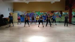 Zumba Fitness-Swalla-Jason Derulo