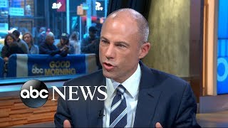 Michael Avenatti on alleged payments to Trump's attorney