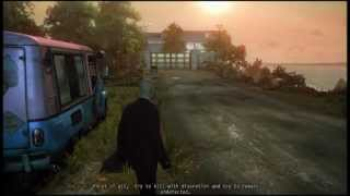 Hitman Absolution Mission 01 - A Personal Contract Walkthrough 7670m [3D]