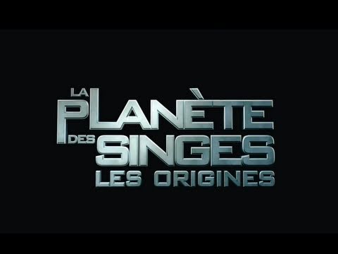 La Planète des singes : Les origines - VF poster