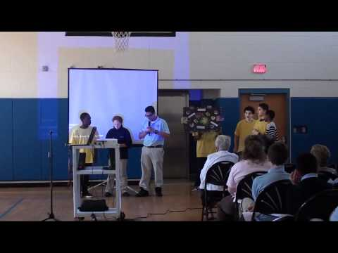 Pioneer Charter School of Science Bee Event Part-3