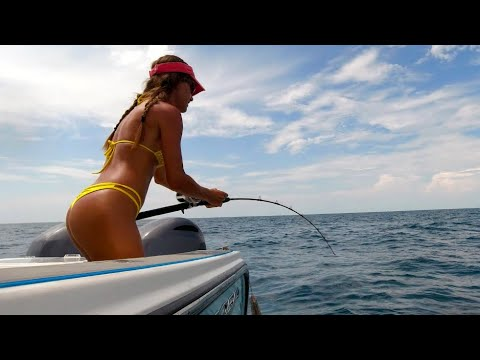 GIRLS TRIP- Summertime Grouper & Snapper Pt 3