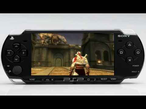 [PSP] GOD OF WAR: CHAINS OF OLYMPUS (gameplay - Killing the Basilisk)