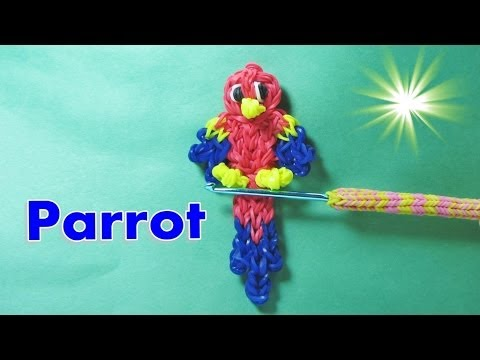 Rainbow Loom PARROT