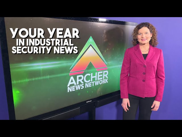 Your year in industrial security news