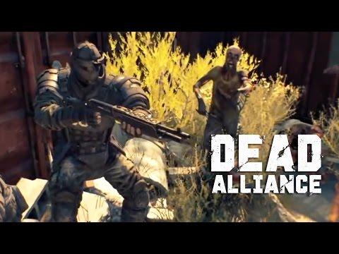 Dead Alliance E3 2017 Official Gameplay Walkthrough