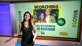 Mila Kunis Defends Justin Timberlake in Russian; Happy Feet the Penguin's Web Show a Big Hit