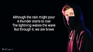 Gambar cover Alan Walker - Unity (Lyrics) ft. Walkers