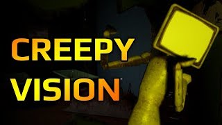 Фото Creepy Vision. Обзор симулятора психушки.