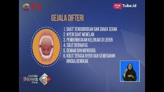 Waspada!! Wabah Difteri Menyerang Indonesia & Sudah Menyebabkan Kematian - BIS 05/12