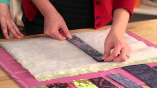 Quilt-as-you-go With Heather Kinion