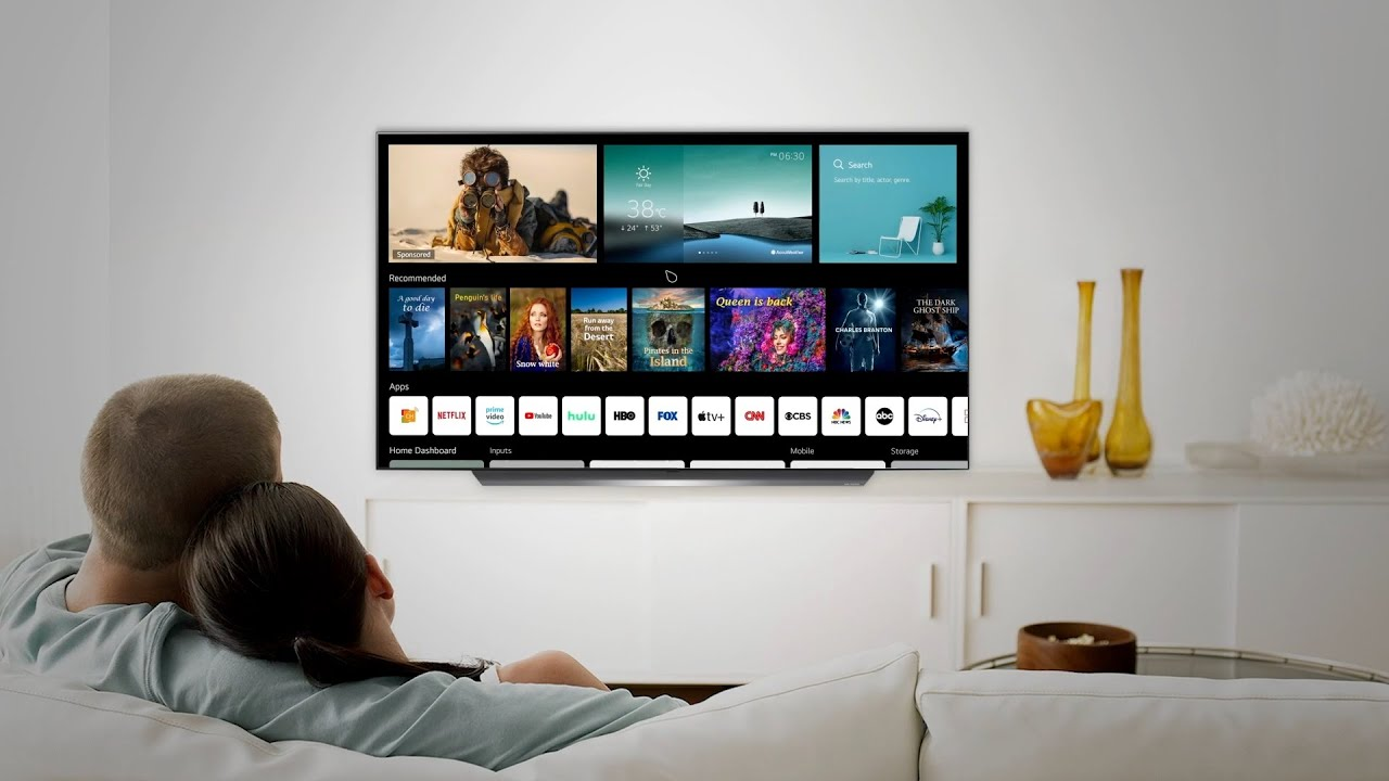 See ALL of LG's brighter OLED and QNED TVs (CES 2021)