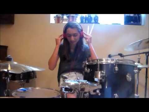 Squeeze by Fifth Harmony Drum Cover #727series