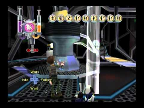Charlie And The Chocolate Factory Movie Game Walkthrough Part 8:2 (GameCube)