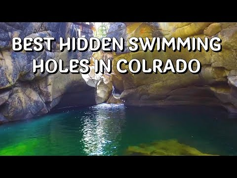 The Best Swimming holes in Colorado