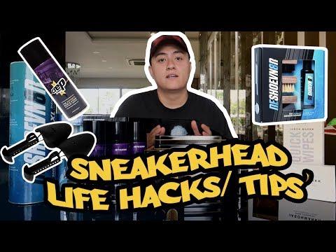 5 Hacks và Tips Dành Cho Sneakerheads - *GIVEAWAY* Đầu Tiên ( 5 Sneakerhead Hacks & Tips + GIVEAWAY)