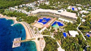 Vogue Hotel Bodrum 5 Вояж отель Бодрум Турция Бодрум отели Бодрума обзор пляж
