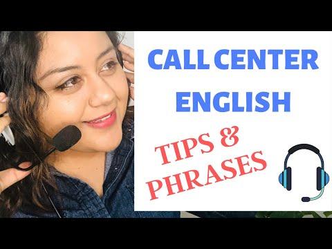 Useful English Phrases and Tips for Call Centers #callcenterenglish #speakenglish #telephoneenglish
