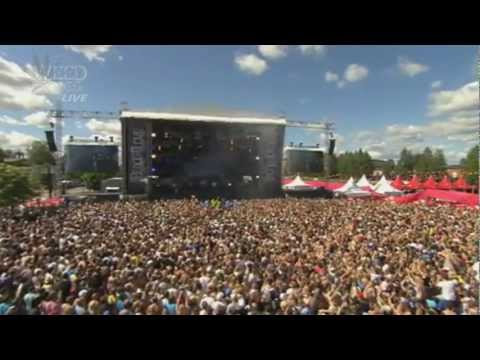 Weed Songs LIVE: Hoffmaestro (Peace and Love 2010)