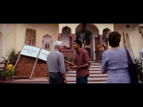 The Second Best Exotic Marigold Hotel Cast Featurette