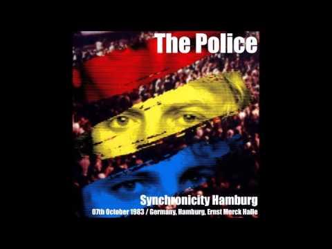 "The Police- Hamburg 07-10-1983 ""Ernst-Merck-Halle"" (FULL AUDIO SHOW)"