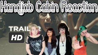 [REACTION] Handjob Cabin (Official HD Trailer) by Bennet Silverman | Otome no Timing