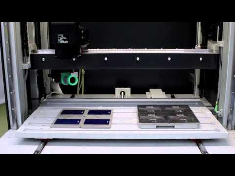 LASF - Industrial Laser Marking | Laser Engraving | Laser Etching System