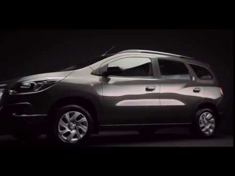 Chevrolet Spin 2013 Carrosnaweb Youtube