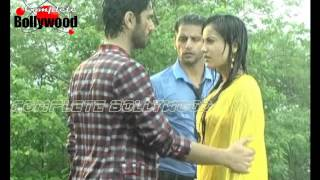 On Location of TV Serial 'Qubool Hai'