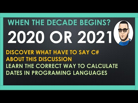 DECADE ITS ON 2020 or 2021? What say the Programing Languages about the ...