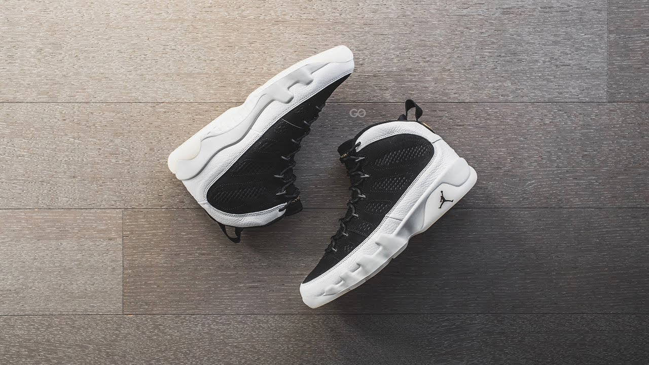 wholesale dealer 04f89 a0ee6 Review   On-Feet  Air Jordan 9 Retro