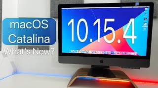 macOS Catalina 10.15.4 is Out! - What's New?
