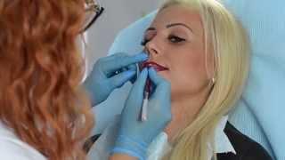 SHADELICIOUS SUPREME 3D LIPS TECHNIQUE - Aleksandra Górecka permanent makeup