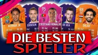 FIFA 19: Die BESTEN SPIELER auf JEDER POSITION ohne ICONS