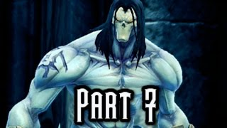 Darksiders 2 Deathinitive Edition Walkthrough Gameplay Part 7 - Foundry - (DS2)