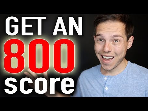 How To Get A PERFECT Credit Score For $0