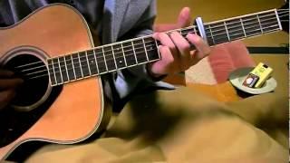 素人のギター弾き語り ハイサイおじさん 喜納昌吉&チャンプルーズ 詞曲...