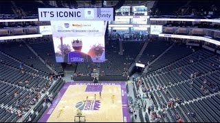 Golden 1 Center Hype Is Real!