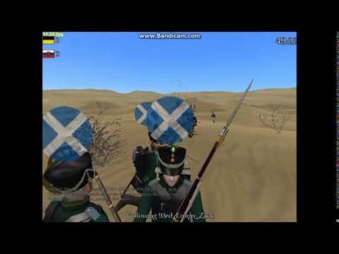 Mount and Blade Warband: NW 93rd Linebattle