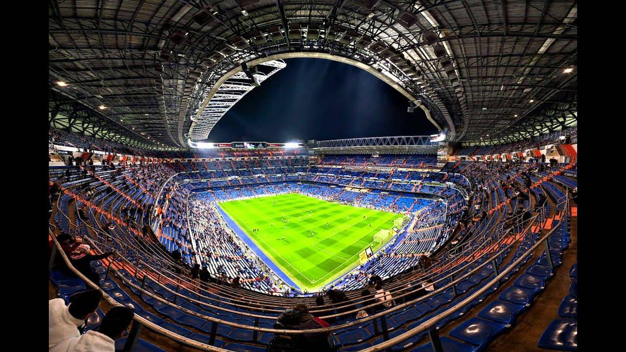 größte fußballstadien europas