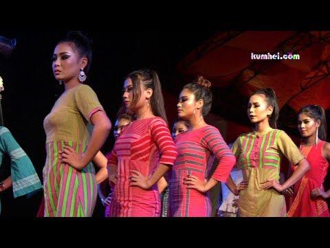 Evening Elegance Season 3   Fashion Show   Joy Moirangmayum