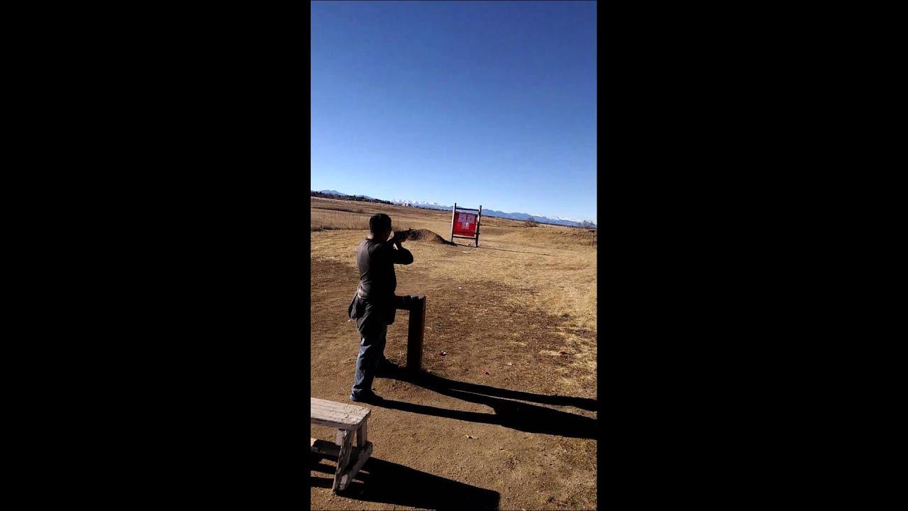Shooting 3 inch Turkey shot - Stevens 320
