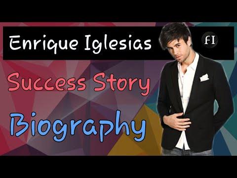 Enrique Iglesias Biography In Hindi   Enrique Iglesias Success Story In Hindi