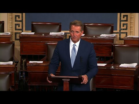 GOP Senator Jeff Flake Says He Won